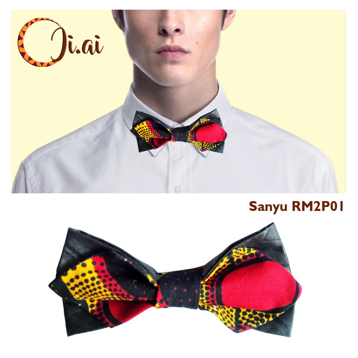 ji-ai kitenge bow ties-01