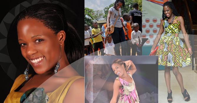 About Charity Pricilla Namiyonga founder of Ji-ai Fashion House