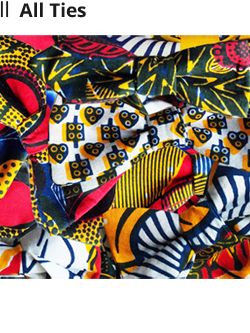 Back to Ji-ai Kitenge Bow Ties